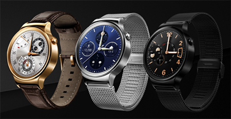 Zo ziet een horloge er dus uit. Omdat het een horloge is.