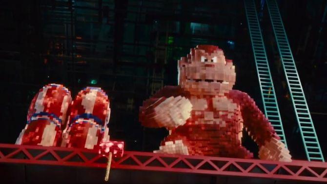 Donkey Kong, wat doe je met ons?