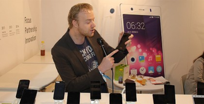 Smartphones van Draadbreuk ehh Hosin!