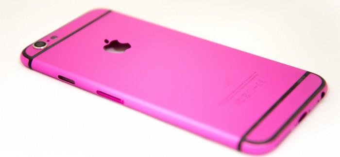 De wandelgangen met LG G4, roze iPhone 6S en Xperia Z4
