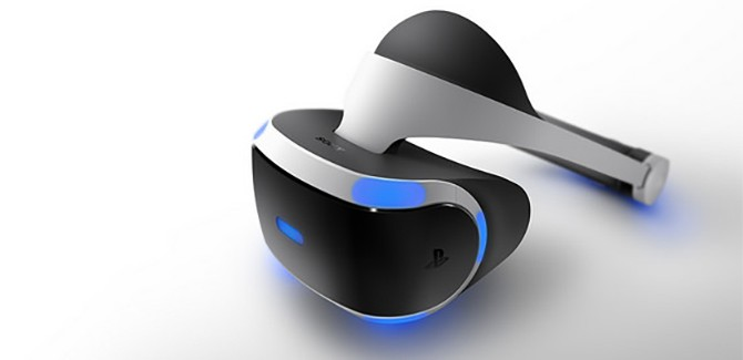 Playstation's VR-headset Project Morpheus in 2016 te koop