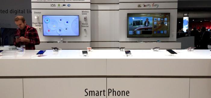 Vestel: 'Smartphone met 4k display op komst'