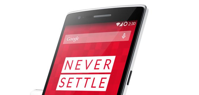 'OnePlus komt 1 juni met nieuw toestel'