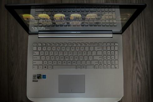 Volledig numeriek toetsenbord is fijn!