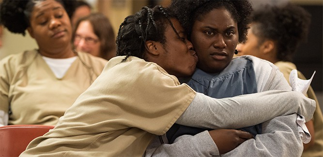 Orange Is The New Black seizoen 4: eerste beelden online