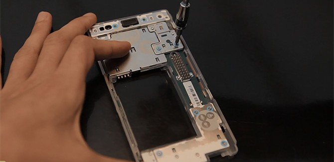 Fairphone 2, UE ROLL en Uitbuiken (91)
