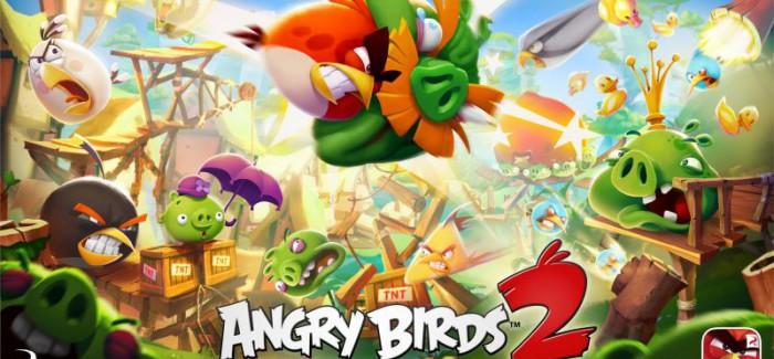 Angry Birds 2 had leuker gekund