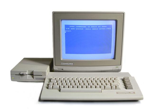 De Commodore 64