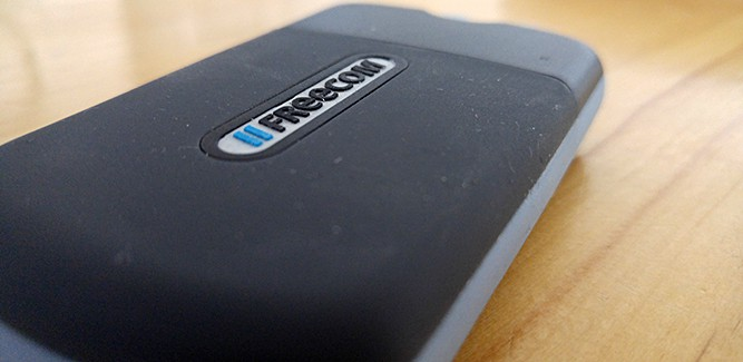 Freecom Mini Tough Drive SSD: waarom deze vet handig is