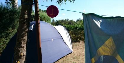 UE Roll tent
