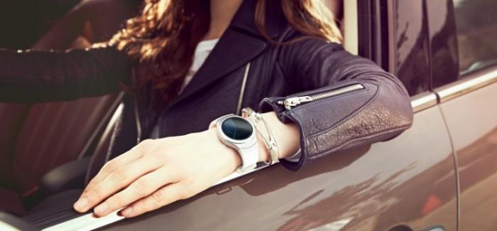 Samsung aan de ronde smartwatch [IFA 2015]