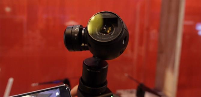 DJI Osmo serieus toffe camera voor serieus veel geld [video]