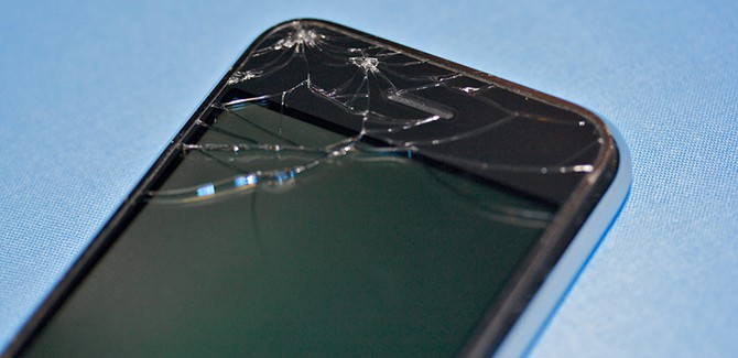 Oude iPhone opknappen, voor de iPhone 6S extra flappen