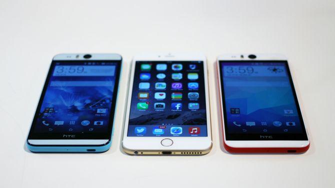"""""""Willen jullie een iPhone? Dan krijgen jullie een iPhone!"""""""