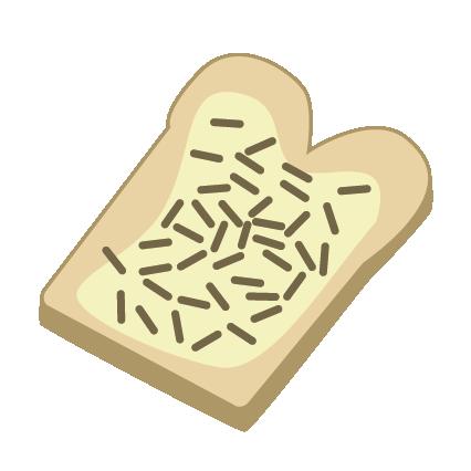 broodje hagelslag emoji