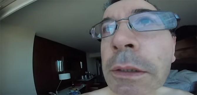Man houdt GoPro hele vakantie per ongeluk verkeerd om: beste vlog ooit