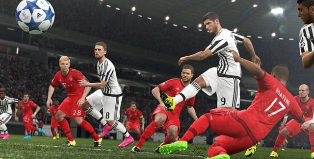 PES 2016-spelers krijgen dikke middelvinger van Konami