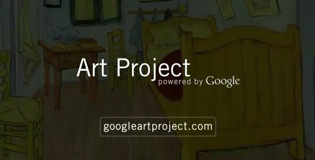 Google komt met (waardeloze) kunst-app