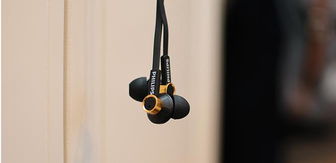 Philips SHX20 review - goud afgewerkt