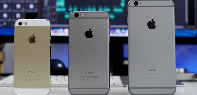 Wandelgangen met iPhone 5se, Huawei P9 en laatste Lumia