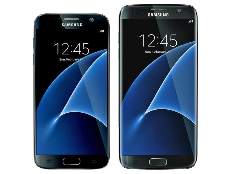 Dit is de Samsung Galaxy S7. De mobiele telefoon wordt over enkele weken gepresenteerd op het MWC 2016.