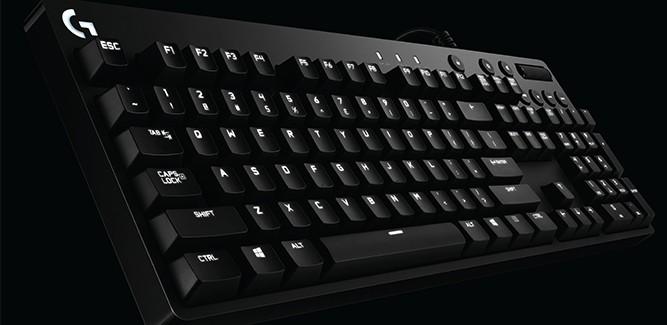 Nieuwe mechanische toetsenborden van Logitech