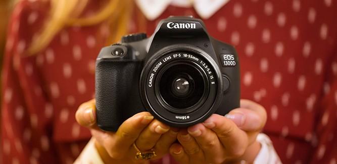 Canon lanceert de EOS 1300D