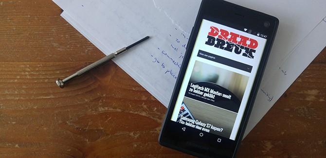 Fairphone en Draadbreuk.nl