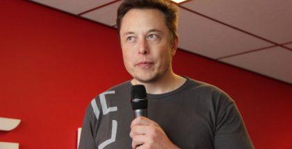 Elon Musk Rood