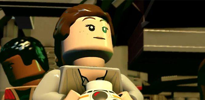 LEGO Star Wars: niet zo heel erg om 'voor te lachen'