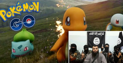 Pokemon Go ISIS