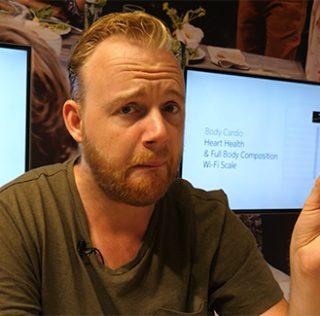 Nokia meet mijn ongezonde levensstijl [video]