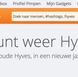 Hyves terug? Vier redenen waarom Hyven.nl helemaal niets is