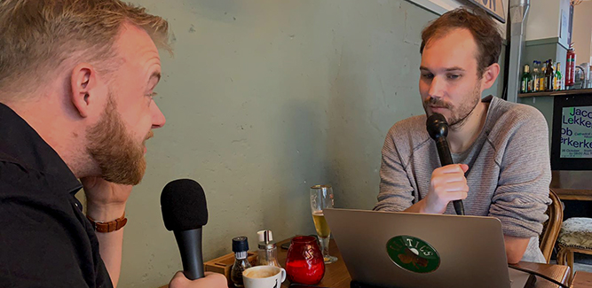 Podcast Eten wat de podcast