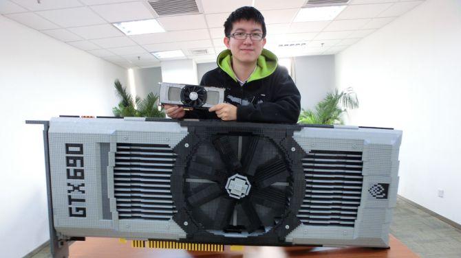 Mocht je nog een ventilator zoeken: bouwen met Lego is een mogelijkheid