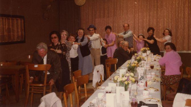Ondanks ze niet de enige waren die de prijs wonnen, was het op het hoofdkantoor van Alcatel feest