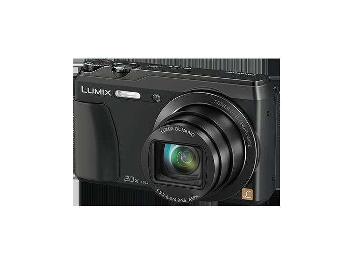 Lumix DMC-TZ55 camera