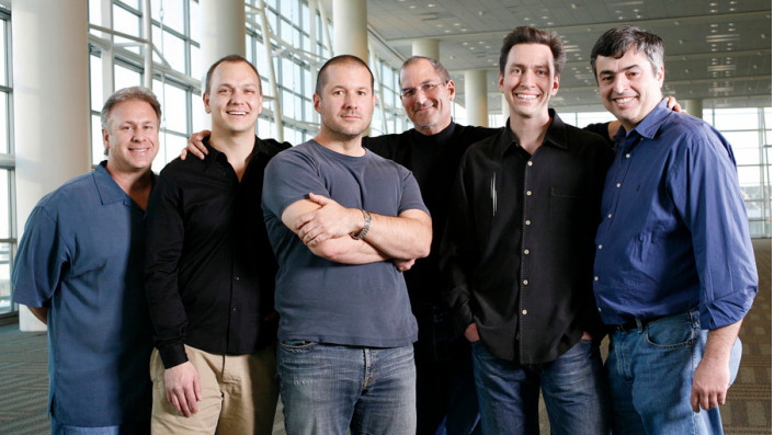 Hallo, wij zijn Apple en we wensen Google de hartelijke tyfus.
