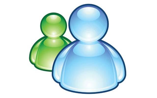 Weten jullie die tijd? Dat we alleen nog maar aan MSN deden?