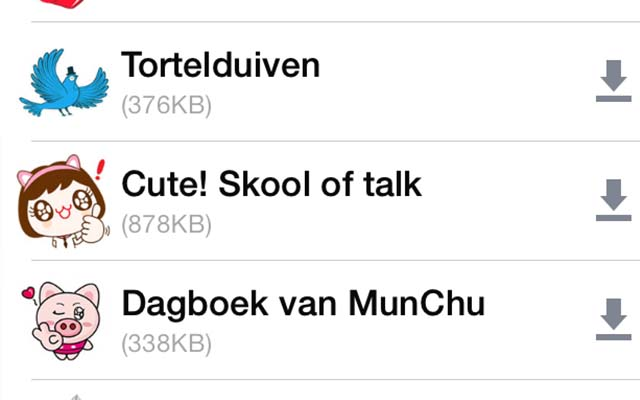 Tortelduiven. Cute Skool of Talk. Mogen we even overgeven?