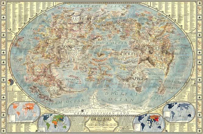 Monnikenwerk dit. Klik op de kaart om het werkje in volle glorie te zien.