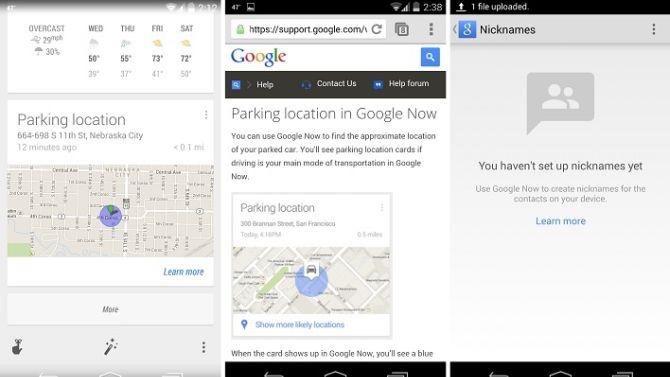 Handig: Google Now laat zelfs een kaartje zien vanaf waar je mensen dronken dood kunt rijden