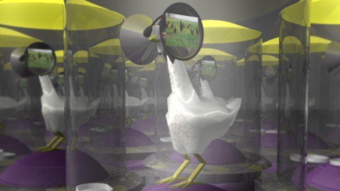 Ziet er gezellig uit, die virtual reality-wereld