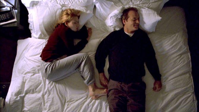 Wij gaan binnenkort even a la op bed liggen met Scarlett. Of een look-a-like, dan