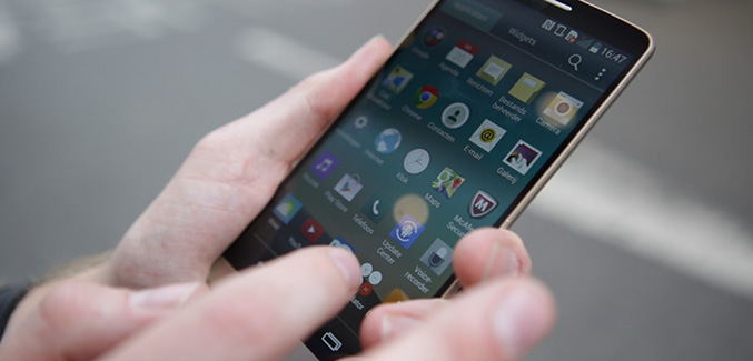 Afbeelding LG G3 review