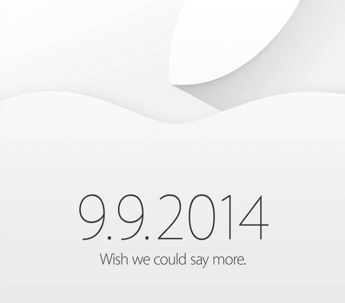 Apple Event 9 september