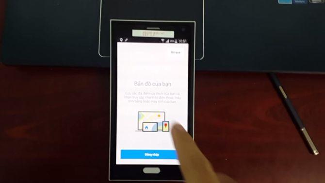 Note 4 van Samsung
