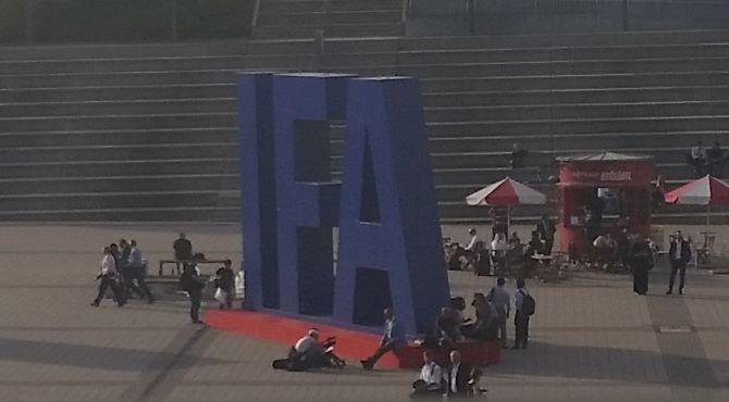 Doe er een L bij, hussel de boel en je ziet onze mening over de impact van de IFA