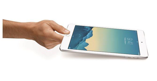 De iPad Mini 3 heeft nu ook Touch ID