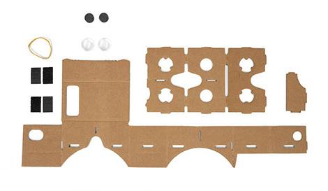Niet meteen alles de oud papierbak in gooien; dit ís de VR-bril